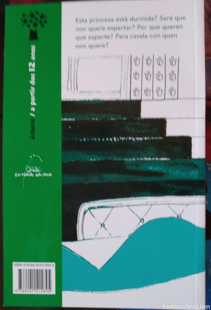 Libros: Dormente. Raquel castro. Ilustraciones de Laura Veleiro. Arbore galaxia. - Foto 2 - 262110120