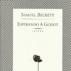 Libros: ESPERANDO A GODOT / SAMUEL BECKETT.. Lote 270255163