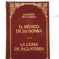 Libros: CALDERÓN DE LA BARCA: EL MÉDICO DE SU HONRA - BIBLIOTECA CLÁSICA CASTALIA - NUEVO. Lote 288067968
