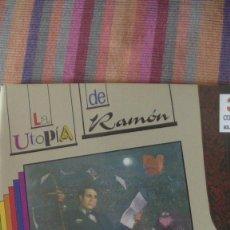 Libros: CUADERNOS EL PÚBLICO Nº 33. 1988. LA UTOPÍA DE RAMÓN. Lote 293819383