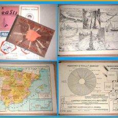 Libros de segunda mano: ATLAS ESCOLAR SALVATELLA. Lote 10181335