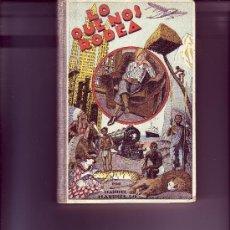Libros de segunda mano: LO QUE NOS RODEA-50 LECCIONES DE COSAS AÑO 1942. Lote 20826516