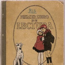Libros de segunda mano: PRIMER LIBRO DE LECTURA. BARCELONA : SEIX BARRAL, 1940.19 X 14 CM. 153 P. IL.. Lote 15679661