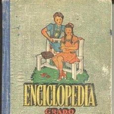 Libros de segunda mano: ENCICLOPEDIA GRADO ELEMENTAL. Lote 26402585