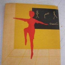 Libros de segunda mano: DEFIENDE TU VIGOR,UNA SENCILLA LECCIÓN DE GIMNASIA EDUCATIVA-J.P. PASCUAL-1958-CENTROPRESS. Lote 20714104