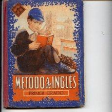 Libros de segunda mano: METODO DE INGLES. Lote 5048340