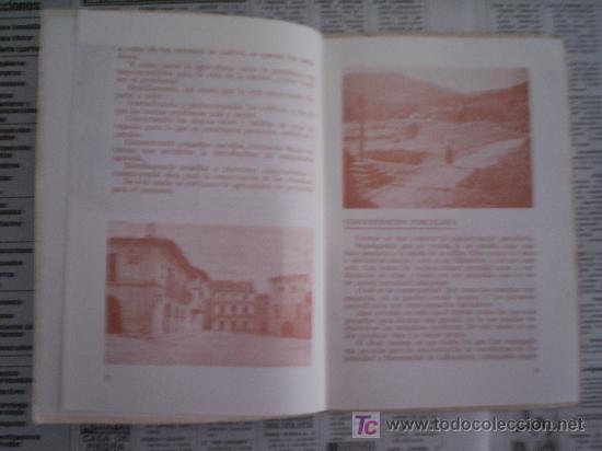 Libros de segunda mano: EL CAMPO - LIBRO ESCOLAR DE LECTURA PARA UN TERCER GRADO (1964) - Foto 3 - 12884315