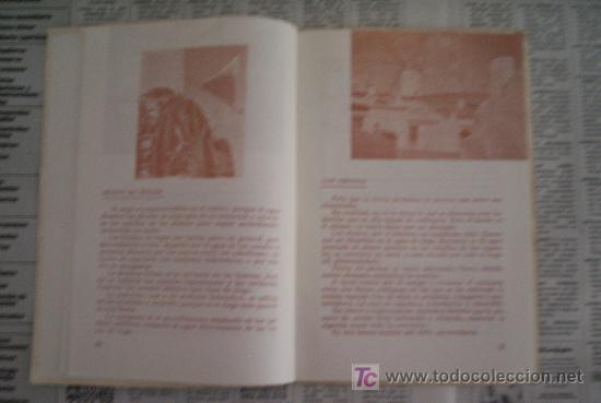 Libros de segunda mano: EL CAMPO - LIBRO ESCOLAR DE LECTURA PARA UN TERCER GRADO (1964) - Foto 2 - 12884315