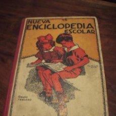 Libros de segunda mano: NUEVA ENCICLOPEDIA ESCOLAR - GRADO TERCERO - HIJOS DE SANTIAGO RODRÍGUEZ BURGOS - 1946.. Lote 9978416