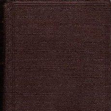 Libros de segunda mano: TRATADO DE LA LEGISLACIÓN DE AGUAS PUBLICAS Y PRIVADAS. 1949. GAY DE MONTELLA Y MASSO ESCOFET. BOSCH. Lote 27161581