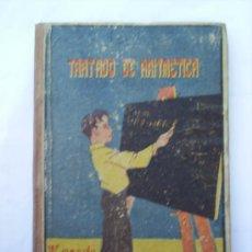 Libros de segunda mano: TRATADO DE MATEMATICAS 1943. Lote 27389866