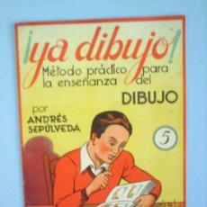 Libros de segunda mano: YA DIBUJO N. 5. Lote 16223715