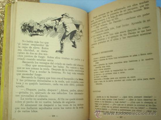 Libros de segunda mano: MI LIBRO DE ESPAÑOL 1956 - Foto 2 - 17868732