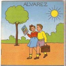 Libros de segunda mano: MI CARTILLA SEGUNDA PARTE - 2ª - ALVAREZ 1959- ORIGINAL PERFECTA- SIN USO-LEER DESCRIPCION. Lote 26682271
