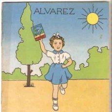Libros de segunda mano: MI CARTILLA TERCERA PARTE - 3ª -- ALVAREZ 1959, ORIGINAL PERFECTA-SIN USO LEER DESCRIPCION. Lote 26682306