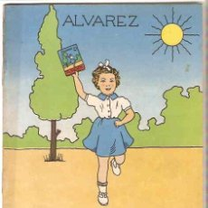 Libros de segunda mano: MI CARTILLA TERCERA PARTE - 3ª -- ALVAREZ ORIGINAL PERFECTA. Lote 26682306