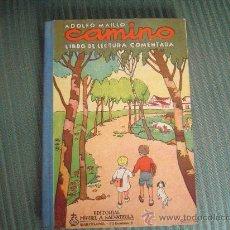 Libros de segunda mano: LIBRO ESCUELA CAMINO. Lote 15397608