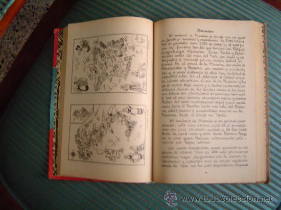 Libros de segunda mano: Libro escuela Europa y sus grandes ciudades - Foto 3 - 15500436