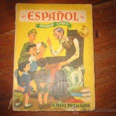 Libros de segunda mano: ESPAÑOL. Lote 11709736