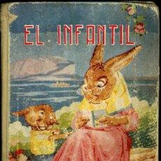 """Libros de segunda mano: ANTIGUO LIBRO DE ESCUELA """"EL INFANTIL"""" BRUÑO.. Lote 14742424"""