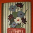 Libros de segunda mano: SEGUNDO LIBRO DE LECTURA 1944 I.G.SEIX Y BARRAL HNOS EDITORES LIBRO ESCOLAR. Lote 27211660