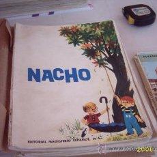 Libros de segunda mano - 5 libros de lectura Nacho 2 Curso Palau. Edit. Magisterio 1977 - 15154744