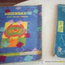 Libros de segunda mano: SOCIEDAD 3 EGB SANTILLANA. Lote 18120745