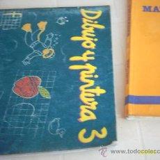 Libros de segunda mano: DIBUJO Y PINTURA 3 SANTILLANA (CUMPLIMENTADO). Lote 18120746