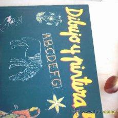Libros de segunda mano: DIBUJO Y PINTURA 5 SANTILLANA (CUMPLIMENTADO). Lote 15358213