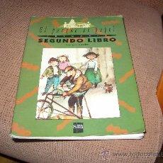 Libros de segunda mano: EL PARQUE DE PAPEL 2 LIBRO. CARMEN POSADAS, SM. Lote 19528627
