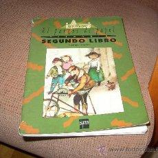 Libros de segunda mano: EL PARQUE DE PAPEL 2 LIBRO. CARMEN POSADAS, SM. Lote 19528628