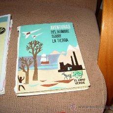 Libros de segunda mano - AVENTURAS DEL HOMBRE SOBRE LA TIERRA. EL CARRO VERDE - 15540410