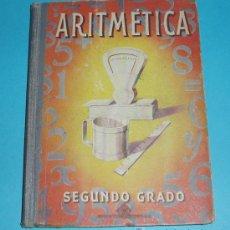 Libros de segunda mano: ARITMÉTICA. SEGUNDO GRADO. EDIT. LUIS VIVES. PÁG. 248 ( L03 ). Lote 22652488