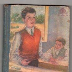 Libros de segunda mano: GRAMATICA ESPAÑOLA SEGUNDO GRADO POR EDELVIVES. EDITORIAL LUIS VIVES. ZARAGOZA 1949. Lote 25152043