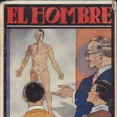 Libros de segunda mano - EL HOMBRE: Nociones de Anatomía, Fisiología e Higiene - 15932685