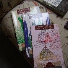 Libros de segunda mano: SELECTIVIDAD: HISTORIA , HISTORIA DEL ARTE. 1998 (SIN EL DE LITERATURA). Lote 17137463