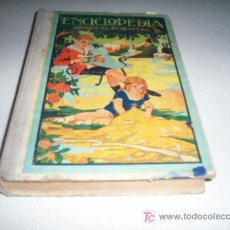 Libros de segunda mano: ENCICLOPEDIA. GRADO ELEMENTAL. . Lote 17658086