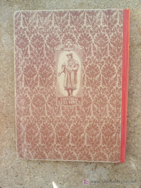 Libros de segunda mano: LIBRO ESCOLAR , LENGUA LATINA , SEGUNDO CURSO 1954 , EDITORIAL LUIS VIVES - Foto 6 - 24804649