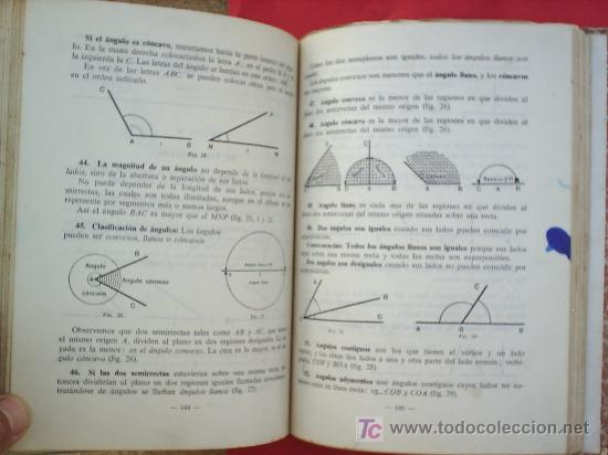 Libros de segunda mano: LIBRO ESCOLAR , MATEMATICAS .primer curso, 1954 , editorial luis vives - Foto 4 - 18482613