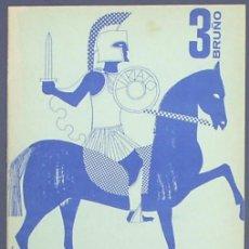 Libros de segunda mano: CUADERNO MÉTODO DE CALIGRAFIA Nº 3. BRUÑO. MADRID, 1963.. Lote 148891856