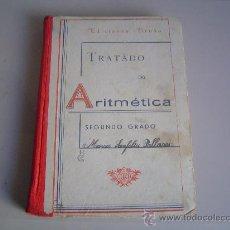 Libros de segunda mano: LIBRO ESCUELA ARITMÉTICA. EDICIONES BRUÑO.. Lote 19546576