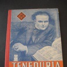 Libros de segunda mano: LIBRO ESCOLAR. TENEDURIA 1º. LUIS VIVES 1958. Lote 19927470