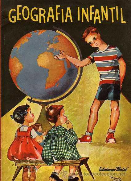 GEOGRAFÍA INFANTIL. EDICIONES