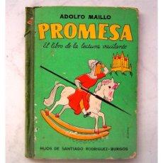 Gebrauchte Bücher - LIBRO DE LECTURA - PROMESA - ADOLFO MAILLO - 26498951