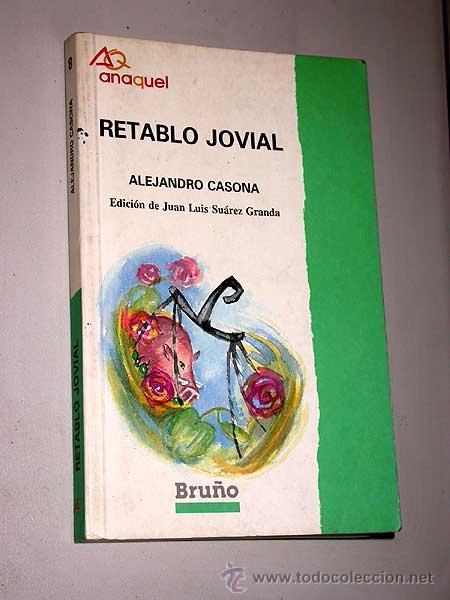 alejandro casona retablo jovial