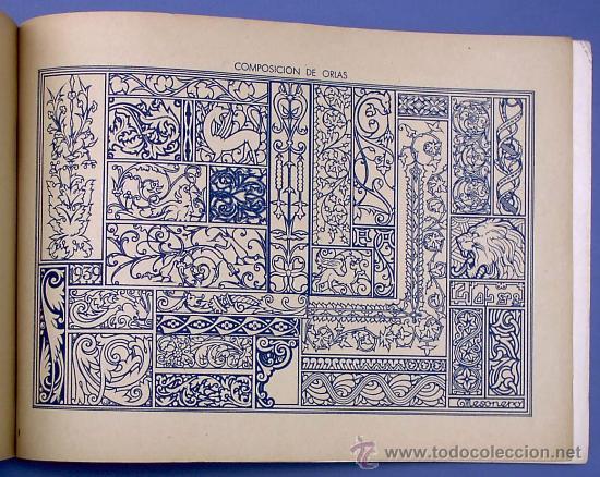 Libros de segunda mano: CUADERNO DE ROTULACIÓN. RAMÓN V. MESONERO. GRÁFICAS AFRODISIO AGUADO. MADRID, SIN FECHA. - Foto 7 - 27547270