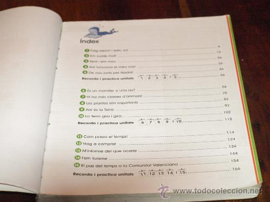 Libros de segunda mano: CONEIXEMENT DEL MEDI-2º PRIMARIA-SM- PROJECTE TRAMPOLÍ-USADO- - Foto 3 - 26440419