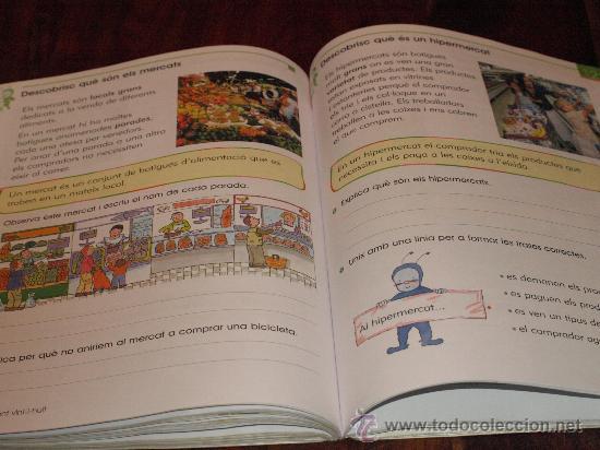 Libros de segunda mano: CONEIXEMENT DEL MEDI-2º PRIMARIA-SM- PROJECTE TRAMPOLÍ-USADO- - Foto 4 - 26440419