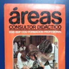 Libros de segunda mano: FISICA Y QUIMICA - AREAS CONSULTOR DIDACTICO. Lote 27422743