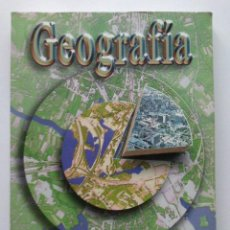 Libros de segunda mano: GEOGRAFIA - BACHILLERATO - EDEBE - 1999. Lote 26219888